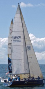 Gladstone Race start Southern Cross Yachting Oceans