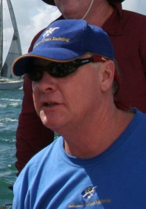Mike Job Southern Cross Yachting