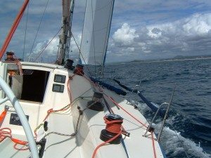 Sail training Southern Cross Yachting Oceans
