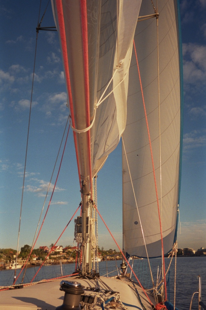Sailing tuition Southern Cross Yachting